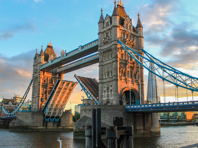 Visiting London tips